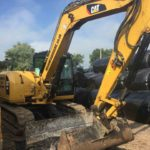 CATERPILLAR 308 E2 CR Parked