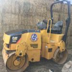 CATERPILLAR CB24 outdoors small