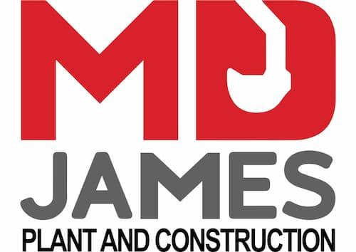 MD James New Logo