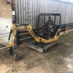 TAKEUCHI TB228 sationary